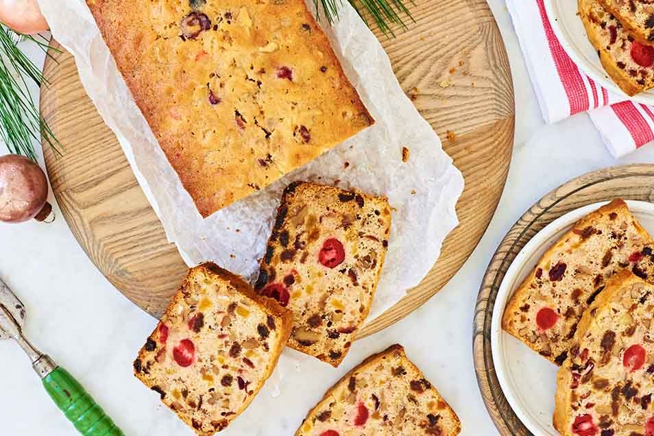 Golden fruitcake recipe fruit cake fruitcake recipes