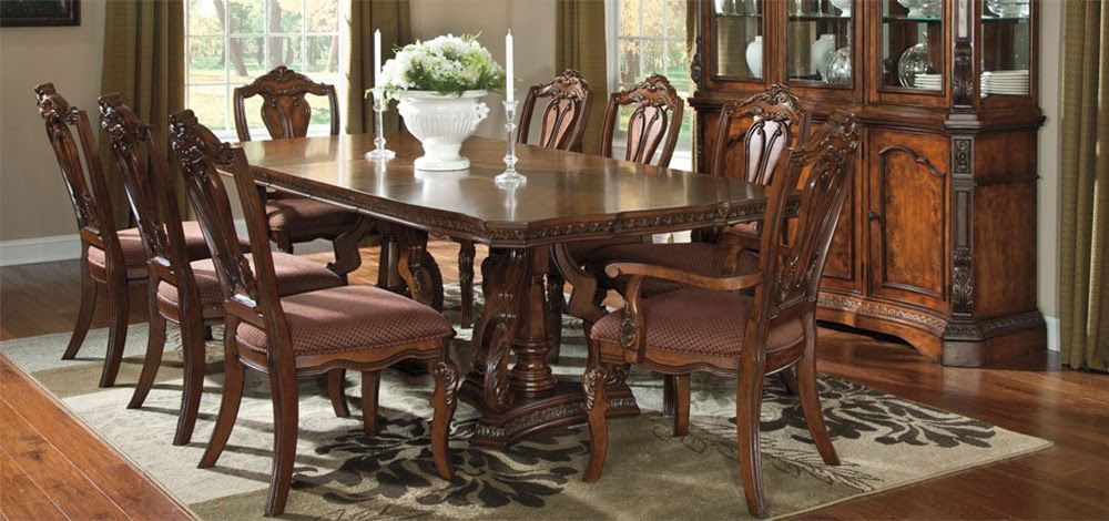 Beautiful Kitchen Ashley Furniture Dining Room Sets Discontinued