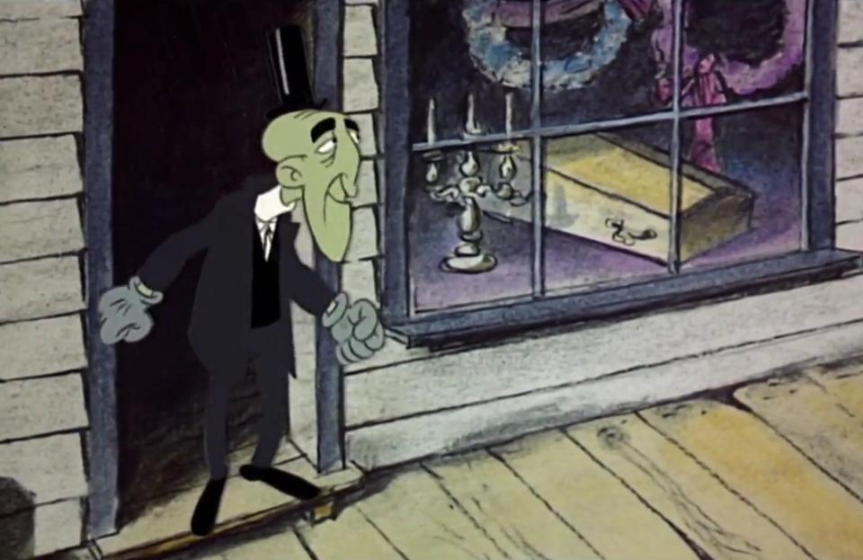 Le croque-mort dans Lucky Luke: Daisy Town, La ballade des Dalton et Vil  Coyote contre Phinéas et Ferb | Lucky luke, Comic art, Painting