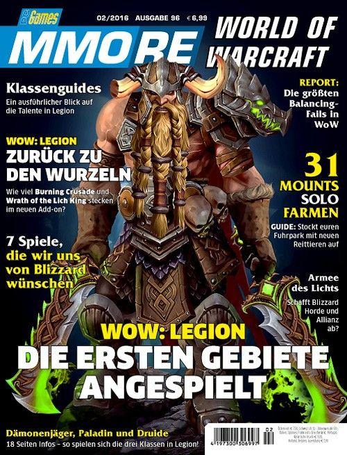 PC Games MMore - Februar 2016