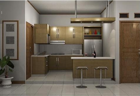 Gambar Dapur Minimalis Sederhana Mungil Gambar Rumah Minimalis