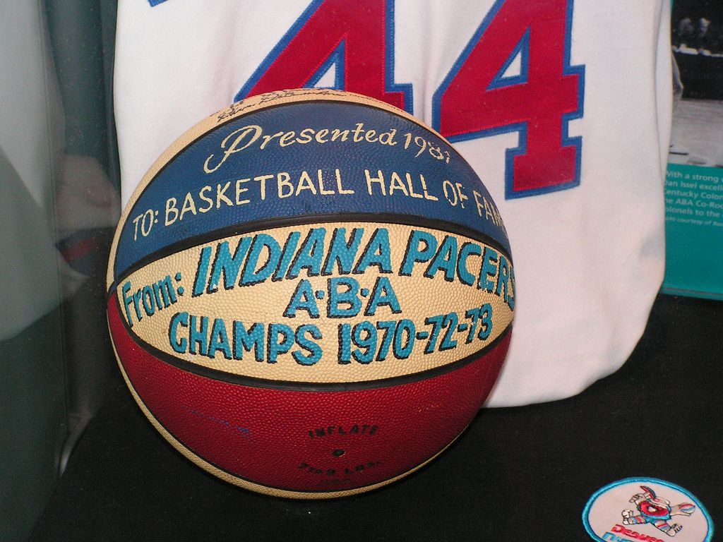 indiana pacers aba Loved our Pacers and the old ABA red
