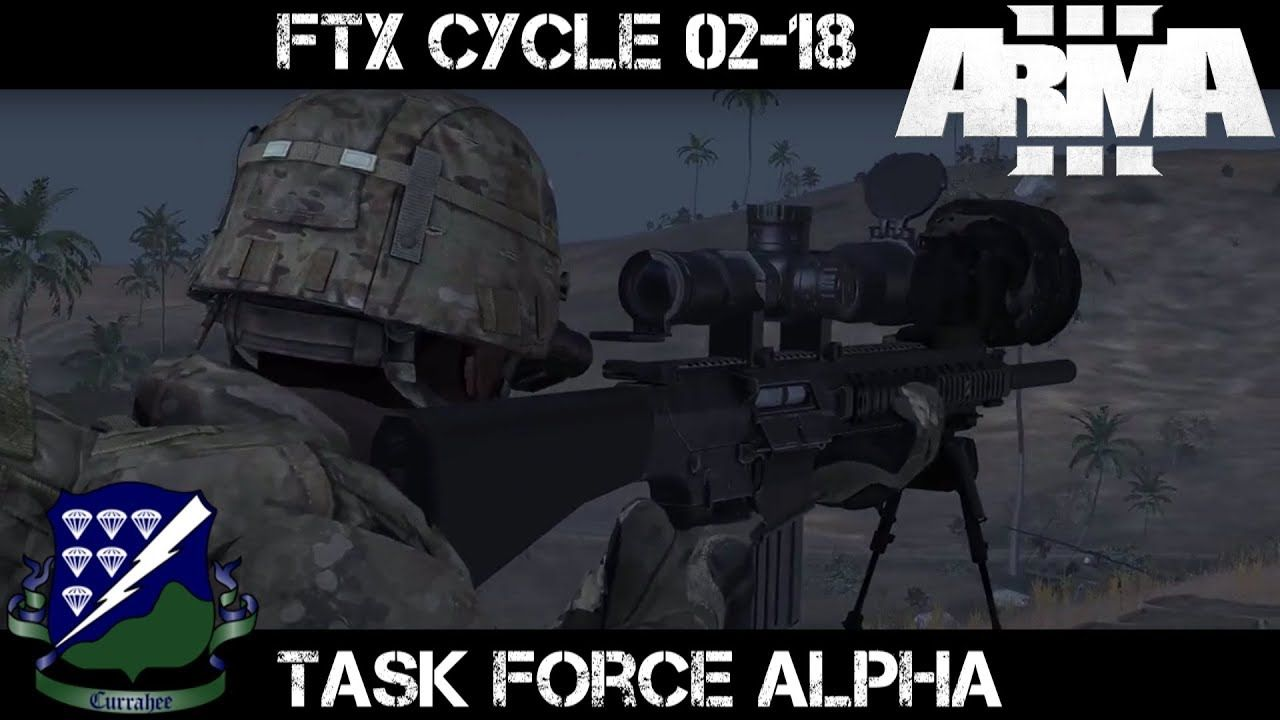 I thought Jester's latest ARMA3 realism unit mission (COP defense