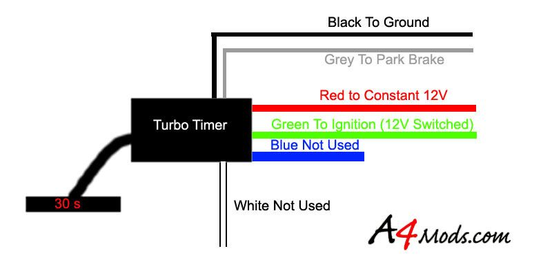 Luxury Auto Timer For Na And Turbo Crest - Electrical Circuit ...