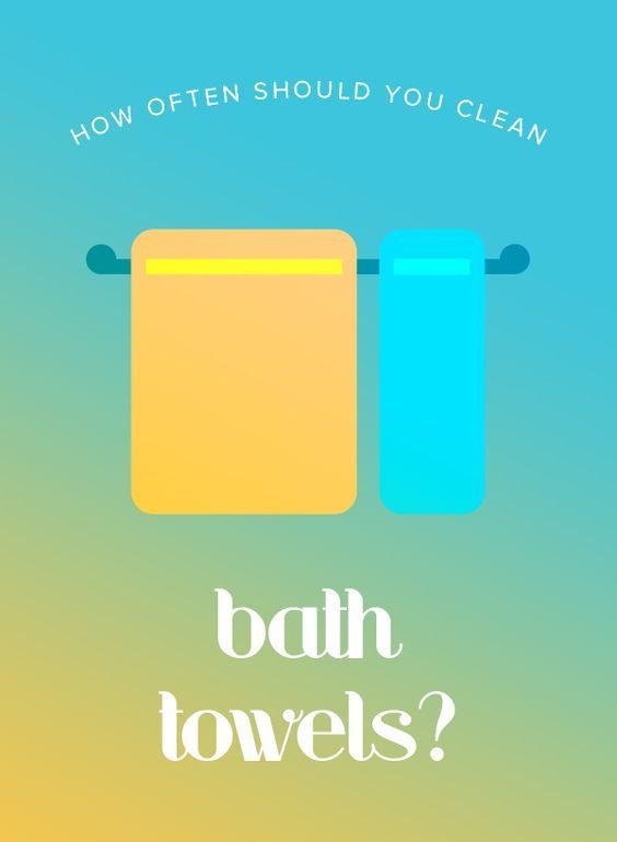 How Often Should You Wash Bath Towels Bath Towels Towel