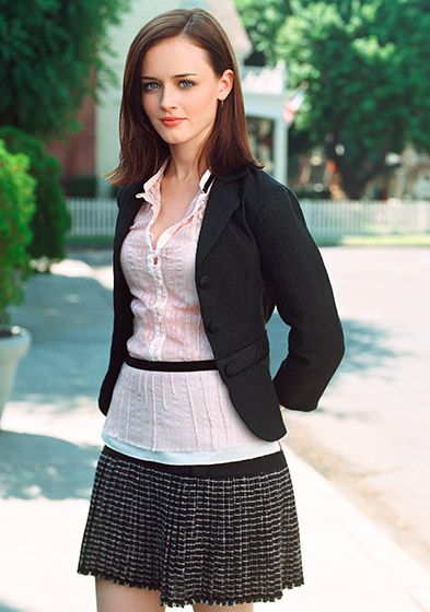 Alexis Bledel (played Rory Gilmore)