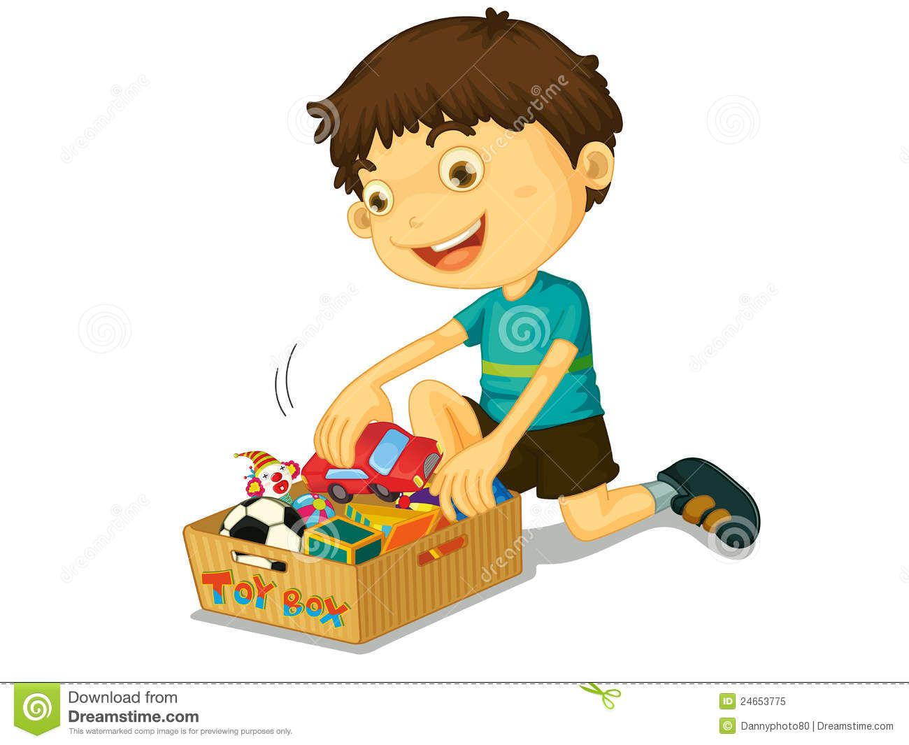 boy picking up toys royalty free stock photo boy with. Black Bedroom Furniture Sets. Home Design Ideas