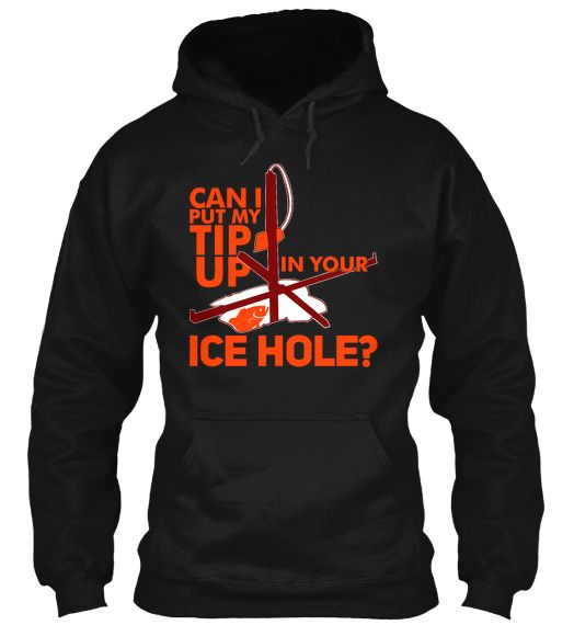 Crazy Ice Fishing Shirt! Limited Edition | Teespring