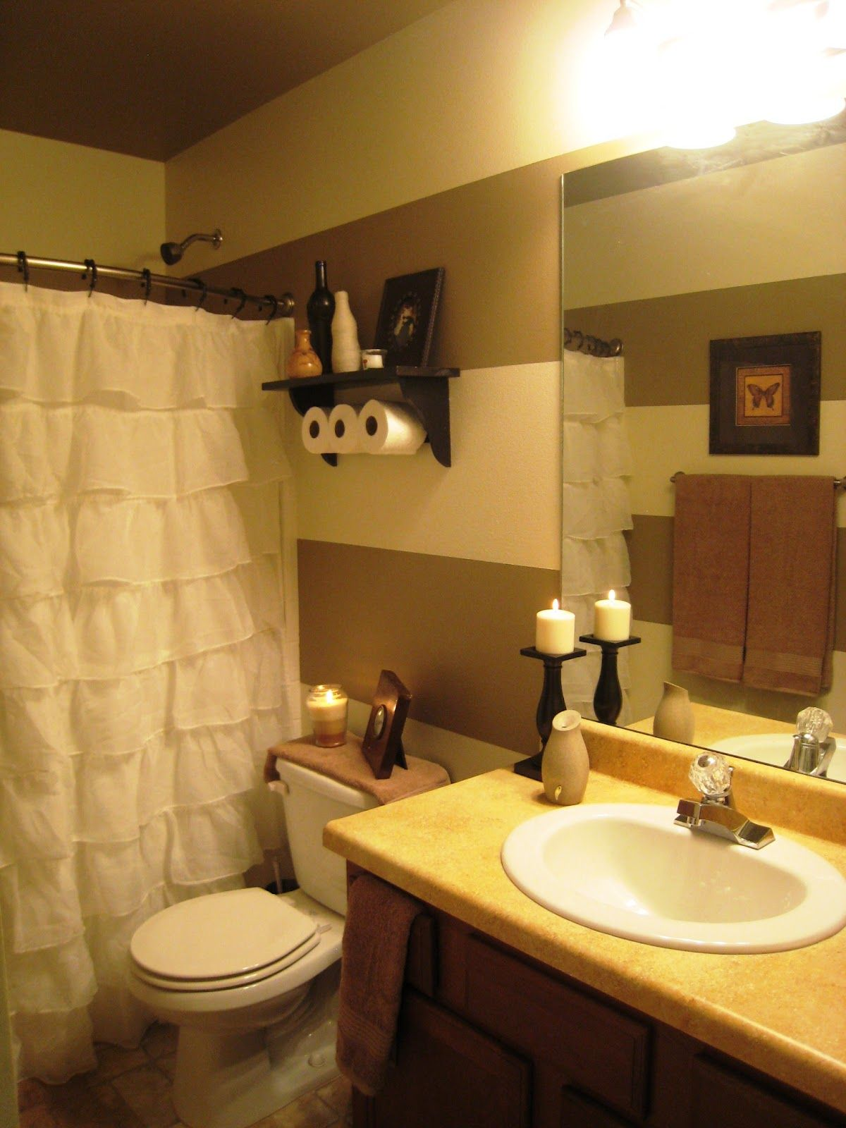 guest bathroom decorating ideas | in love with this ...