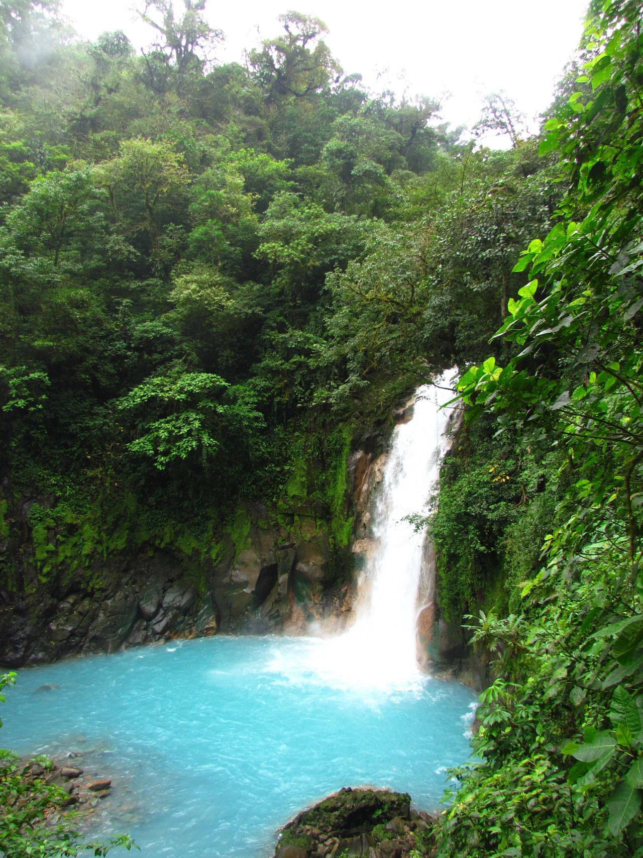 Rio Celeste Waterfall, Costa Rica More of our... - The World Around Us