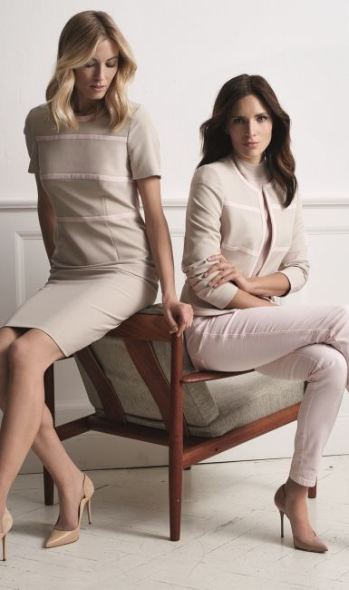 Edle Damenmode für moderne Looks!  #basler #looks