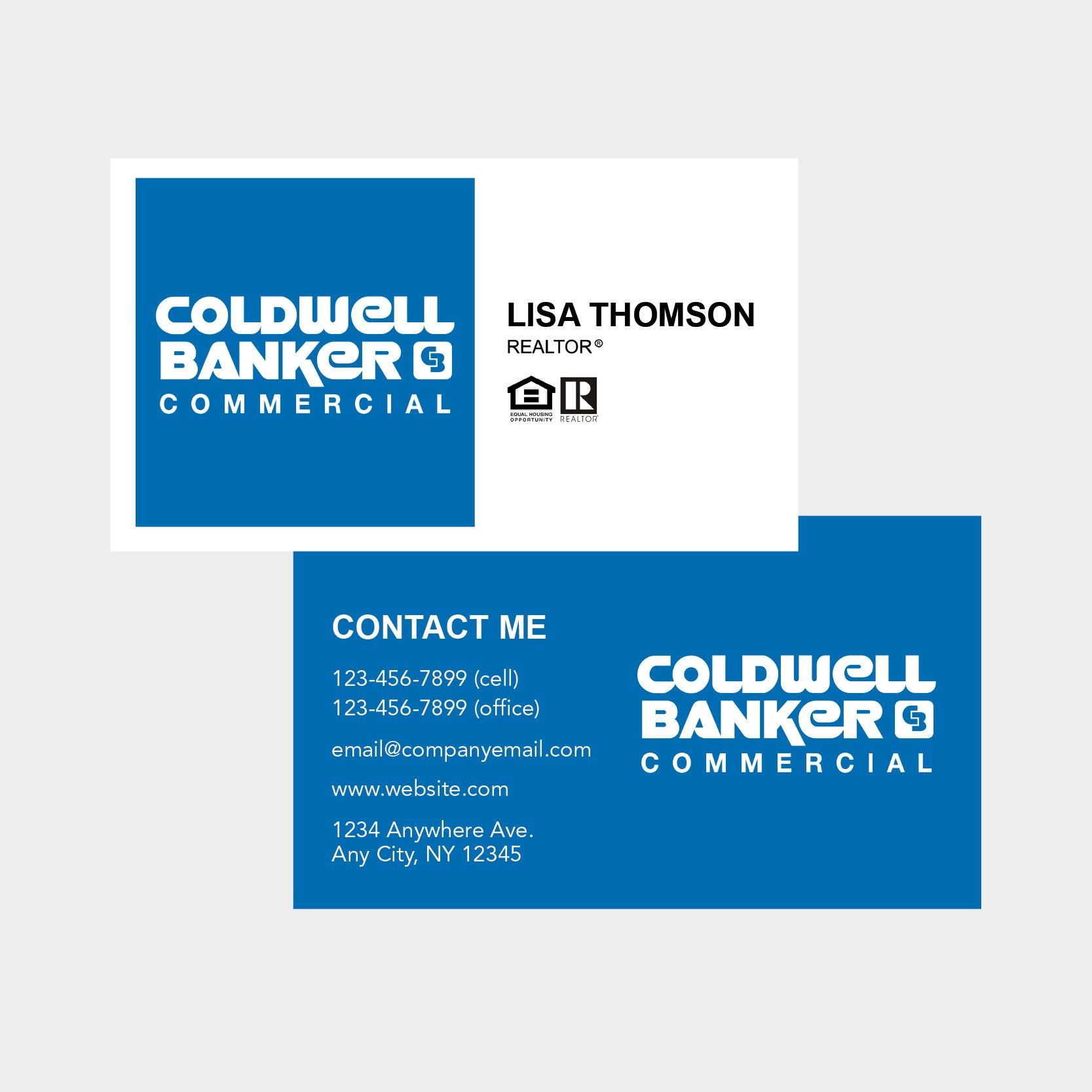 The Breathtaking Coldwell Banker Business Cards Regarding Coldwell Banker Business C Business Card Template Word Free Business Card Templates Business Template Coldwell banker business cards template