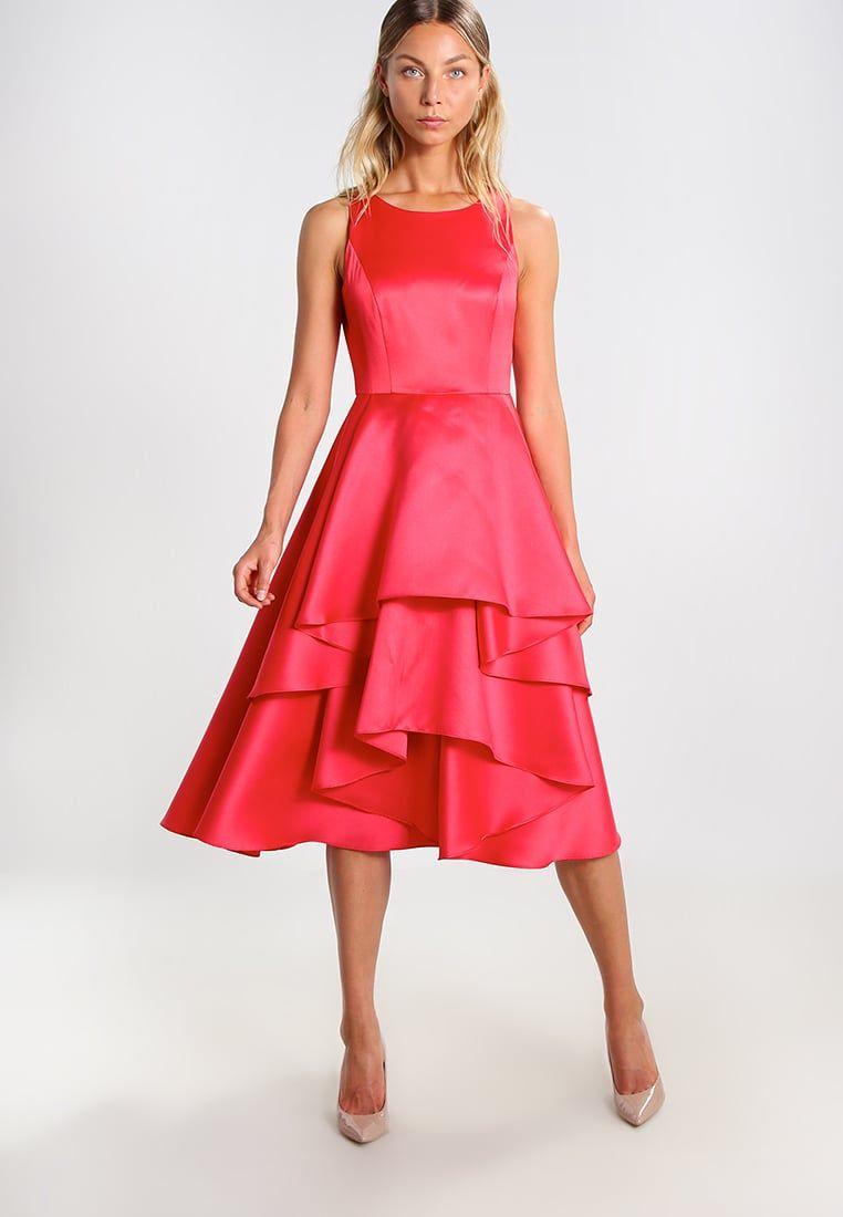 Zalando vestiti rossi estivi