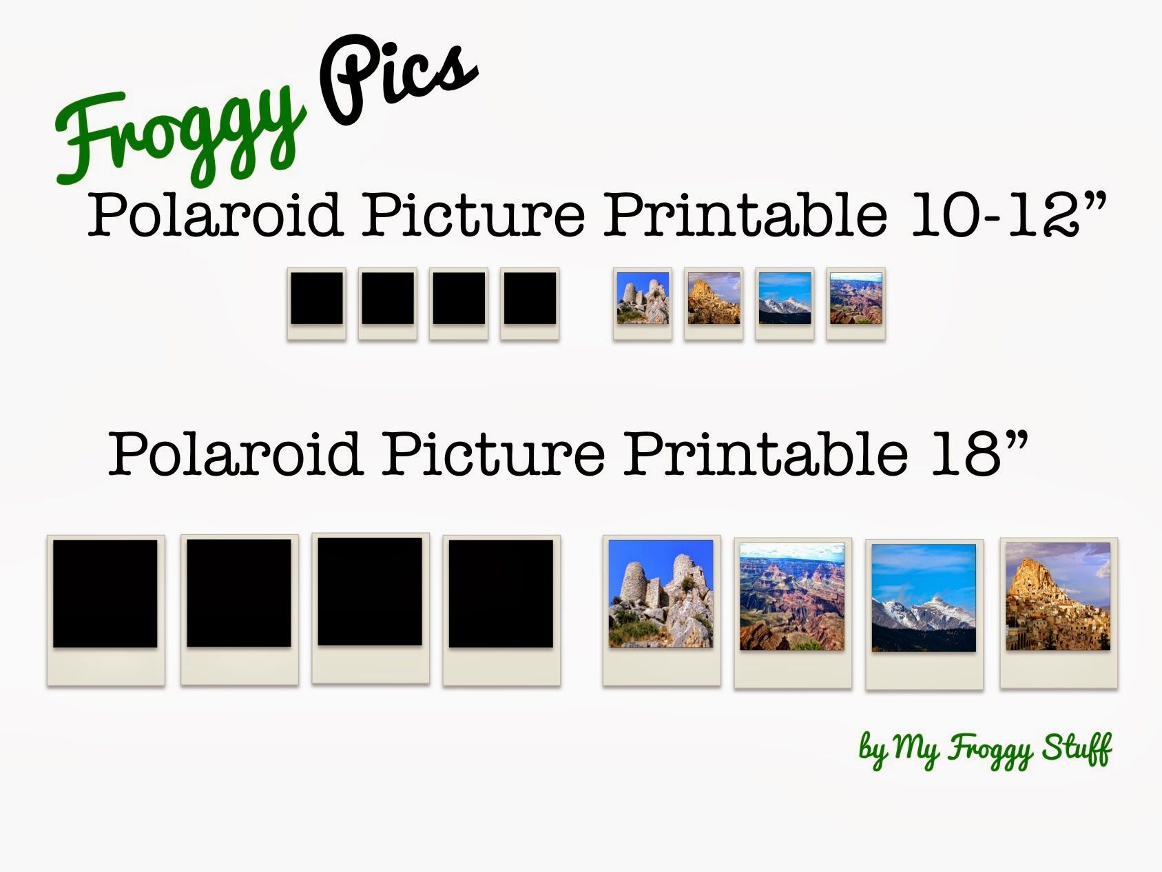 This is a picture of Inventive Froggy Stuff Printable