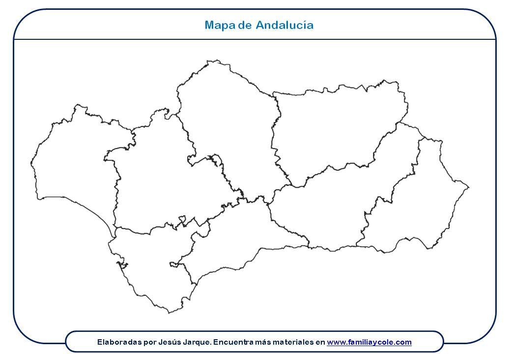 Mapas Para Imprimir Espana Y Comunidades Autonomas Mapa De
