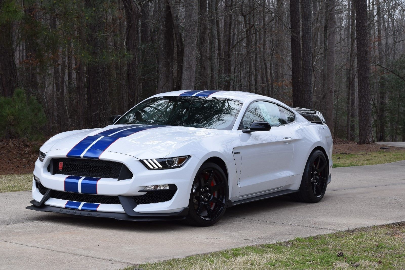 Ebay 2017 Ford Mustang Shelby Gt350r