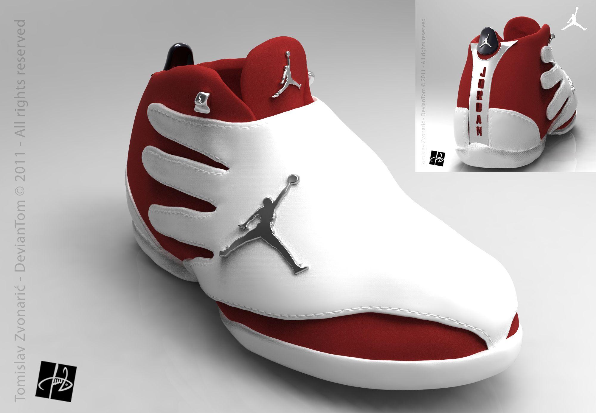 Jordan Handlow   Futuristic shoes, Sneakers nike jordan, Sports ...