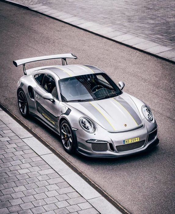 Porsche 911 GT3 RS on Instagram: Mean GT3 RS by @porscheparlor ????Give them a follow for more visu