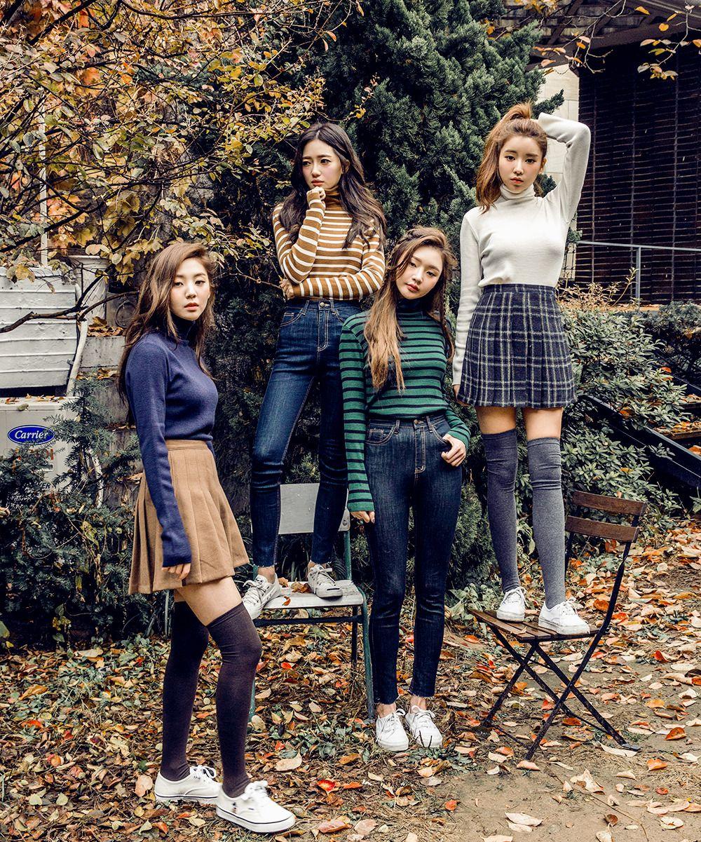 Beauty Fashion Group: Kfashion Blog - Korean Fashion - Seasonal Fashion