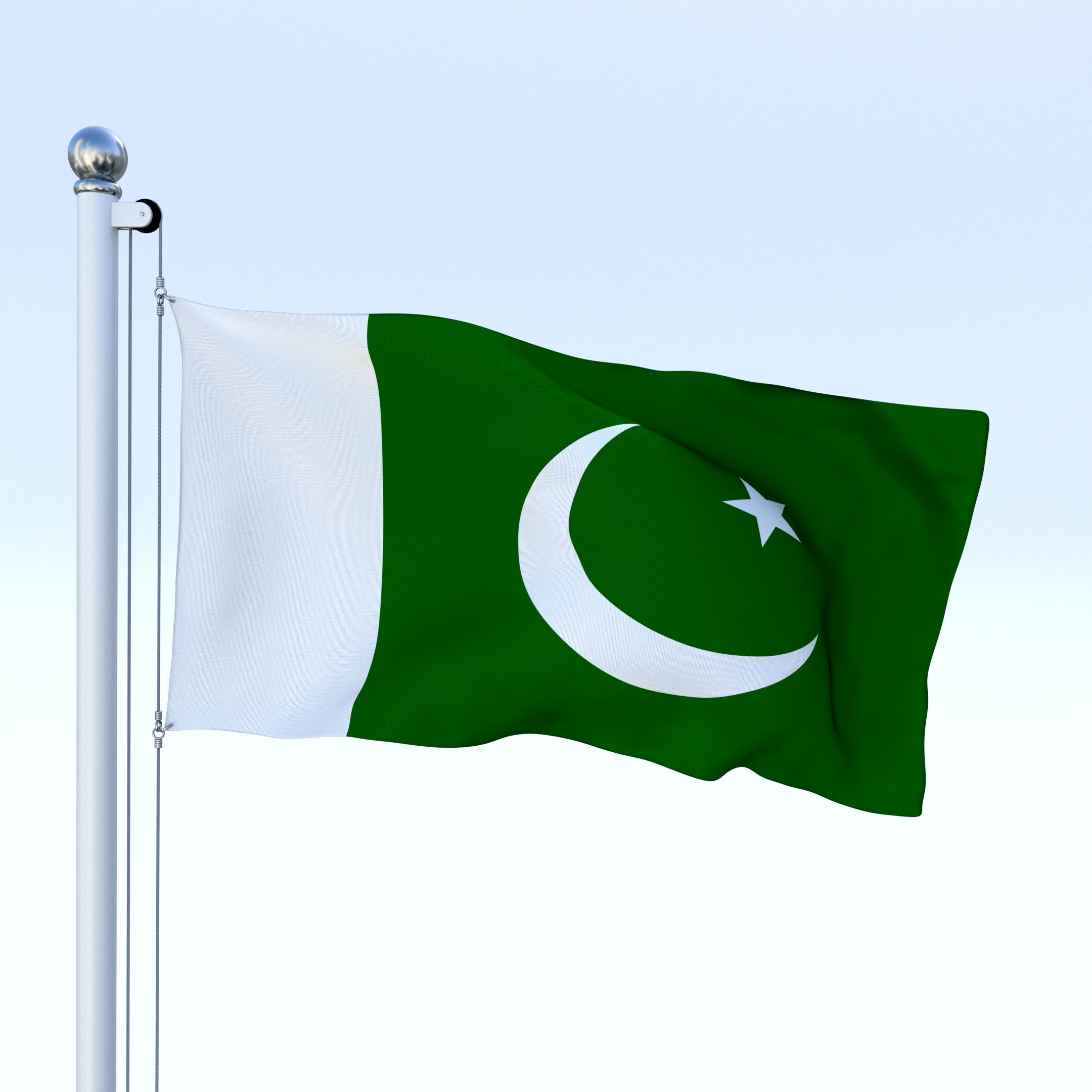 Animated Pakistan Flag Pakistan Flag Pakistan Animation