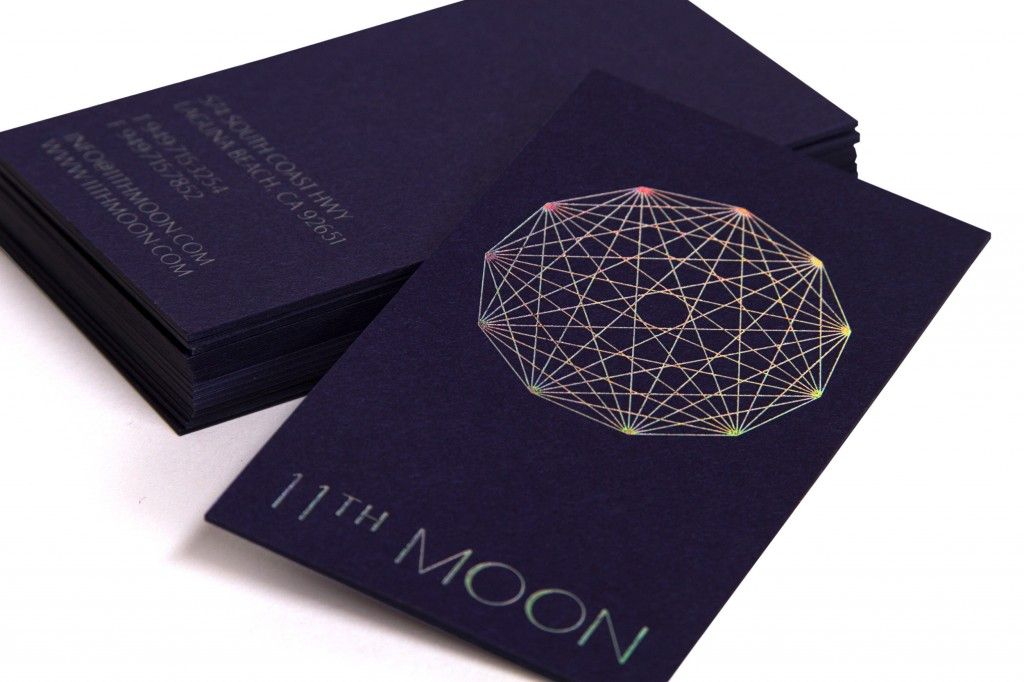 11th moon business card design inspiration card nerd 11th moon business card design inspiration card nerd colourmoves Images