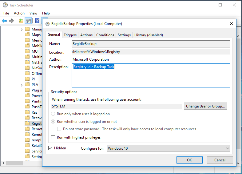 Windows No Longer Automatically Backs Up System Registry To Regback Marketing Strategy Social Media Digital Marketing Social Media Windows