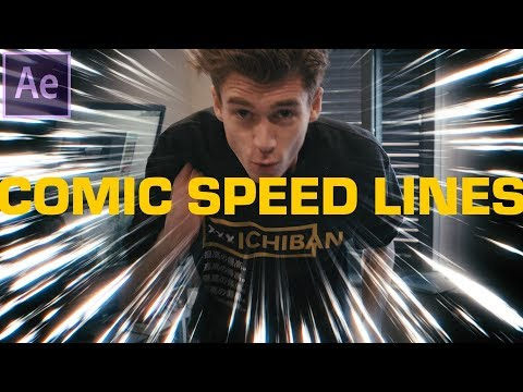 1 Easy Animated Speed Lines No Plugins Youtube Animation Tutorial Photoshop How To Make Animations