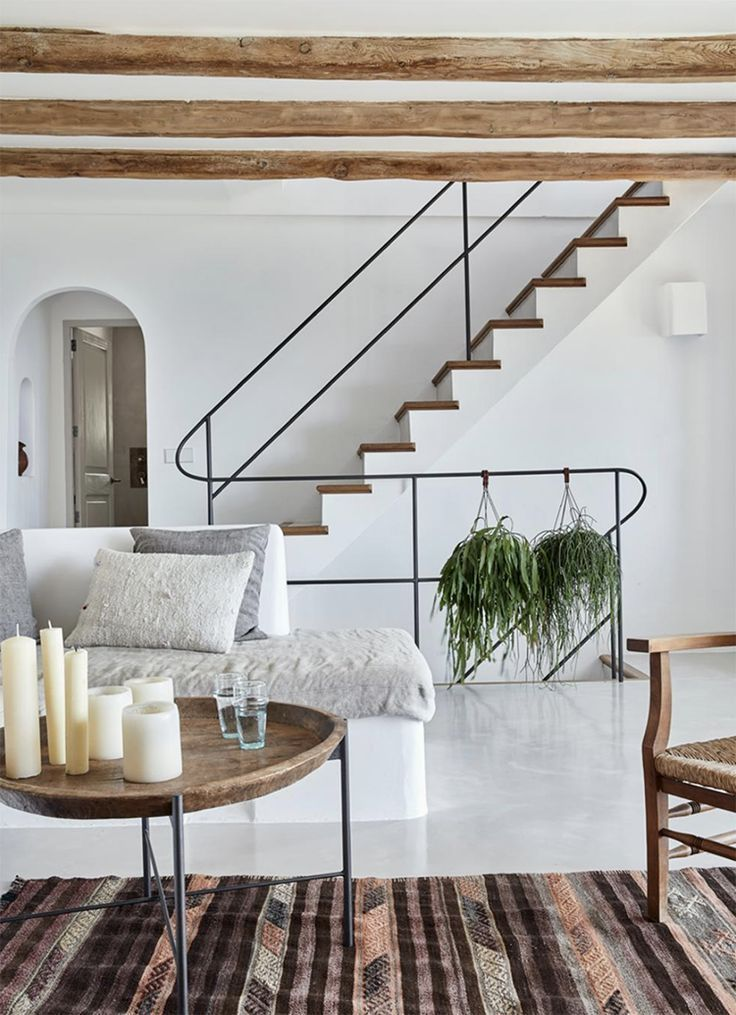 Gorgeous Contemporary Rustic Villa With Scandinavian Influences In 2020 Rustic Contemporary Nordic Interior Design Contemporary Interior Design
