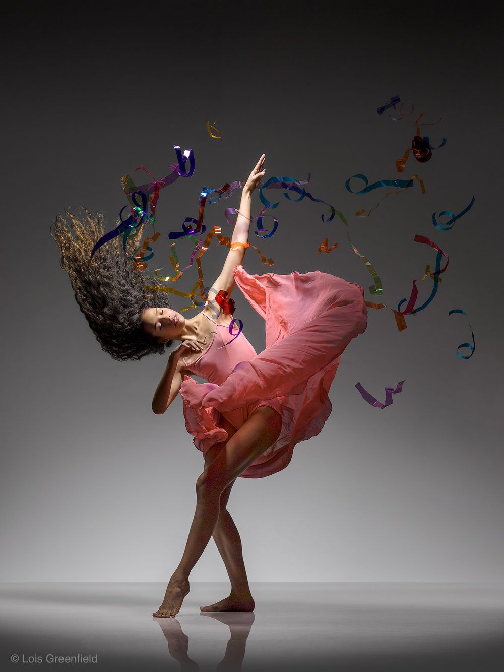 Bailarina, © Lois Greenfield   Lois greenfield, Dance