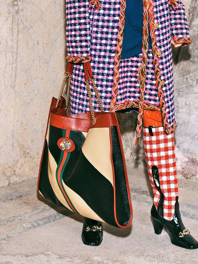 b486c5030c78 Your First Look at Gucci's Pre-Fall 2019 Bags - PurseBlog   Handbags ...