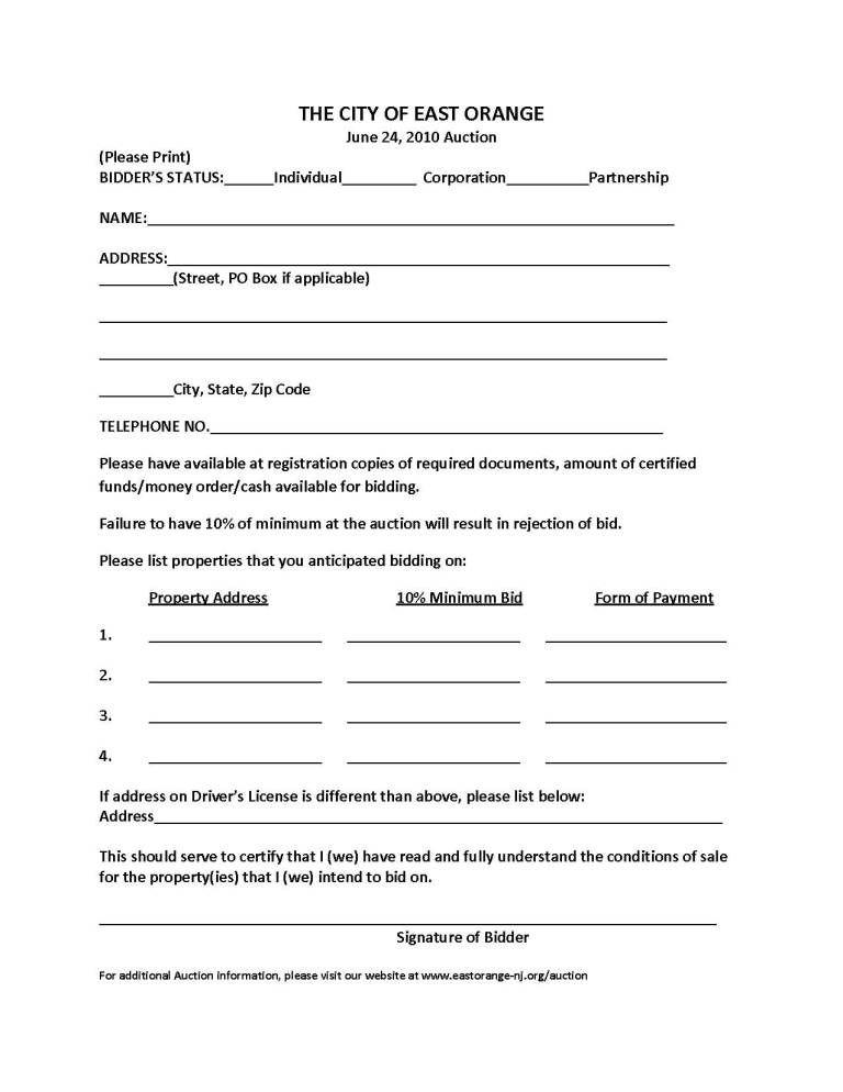 registration form template 1