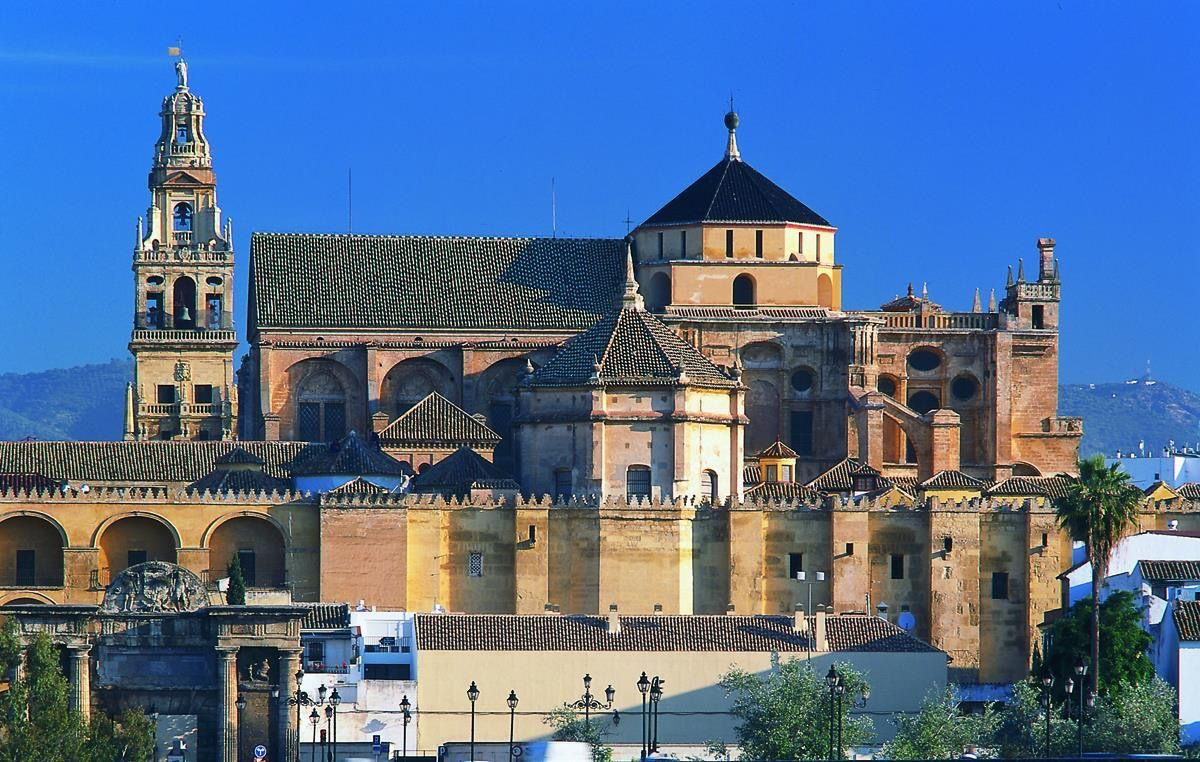 Mezquita de Córdoba.