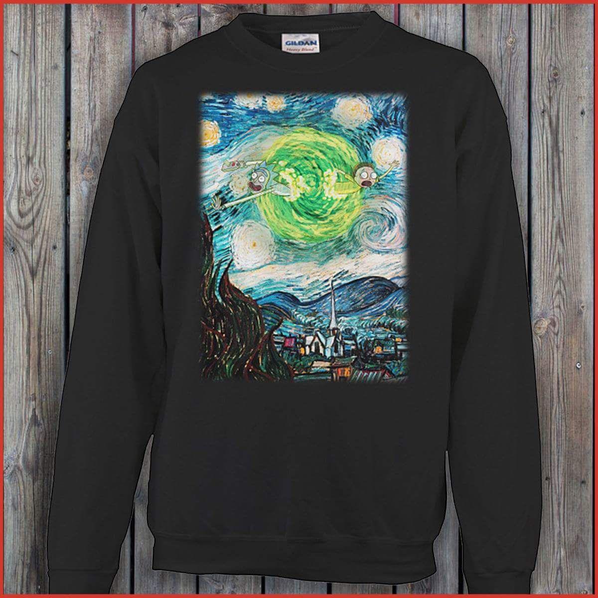 1f9a8713190 Big Johnson T Shirt Rick And Morty