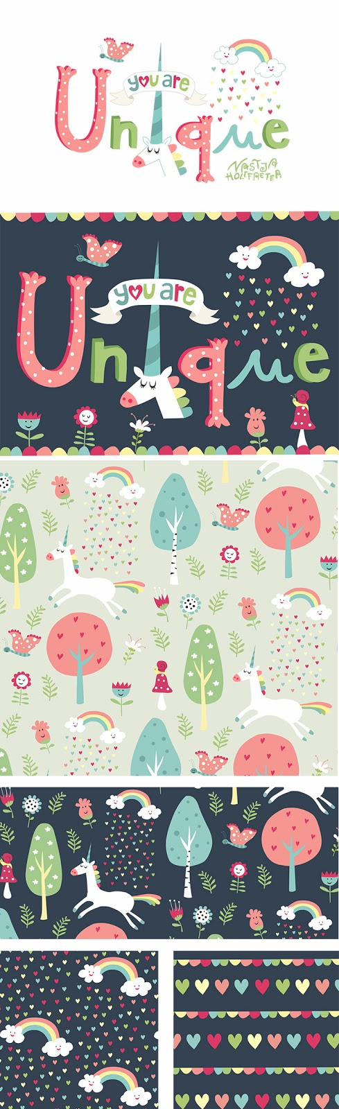 Nastja Holtfreter Illustration, Surface And Pattern Design: Frohen  Valentinstag:) Happy Valentinesday