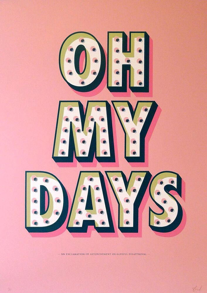Exceptionnel Weekend Inspiration 28 | Typography, Fonts and Typo TZ54