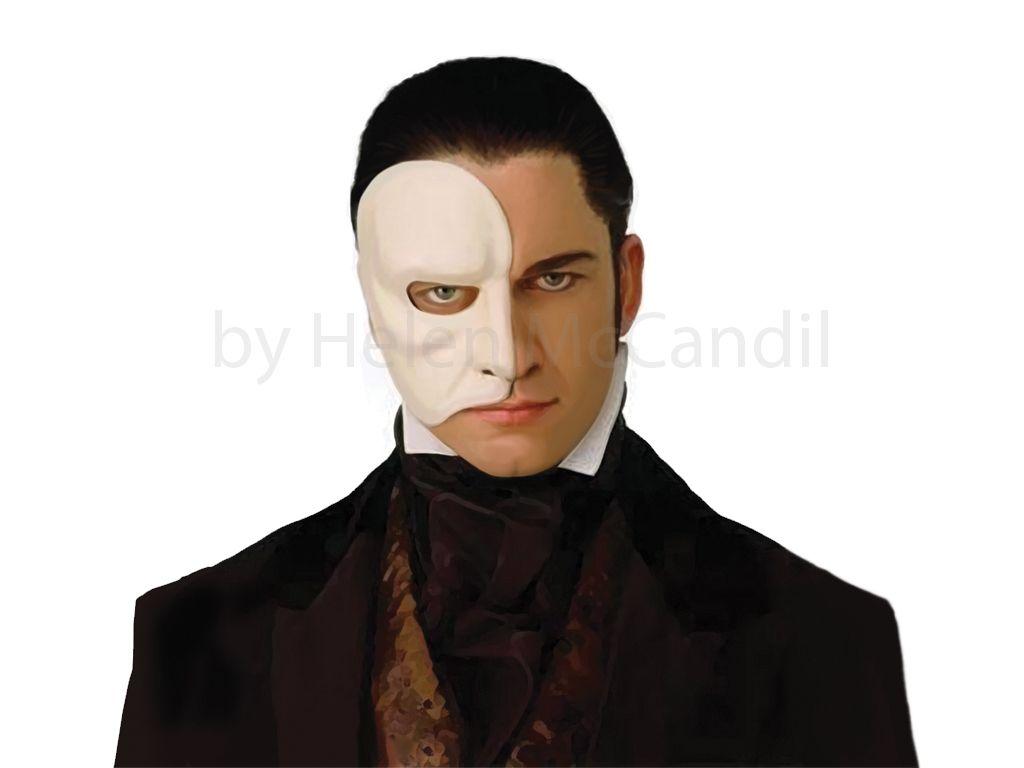 Phantom Makeup Phantom Of The Opera Gerard Butler Opera Music