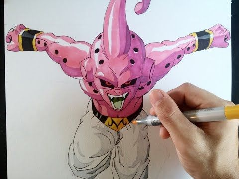 Cómo Dibujar A Gogeta Ssj4 How To Draw Gogeta Ssj4 Artemaster Youtube Kid Buu Cómo Dibujar Colores Prismacolor