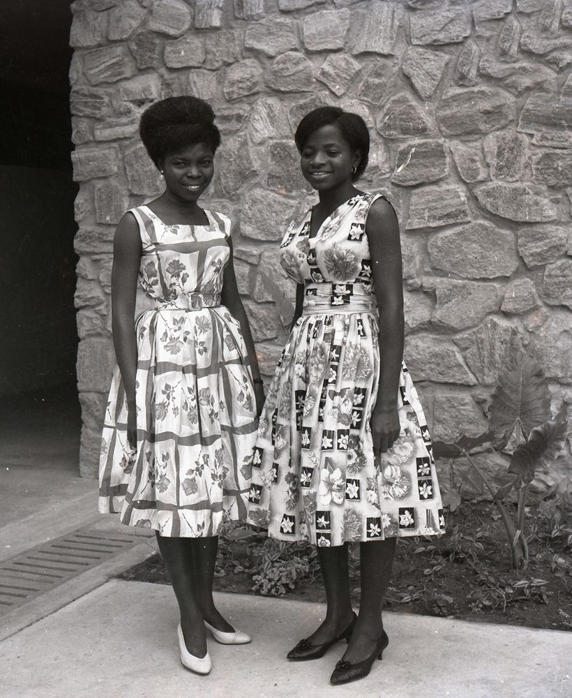 1950 african american hairstyles google search natural hair styles pinterest african Fashion and style school in nigeria
