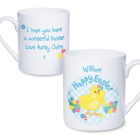 Easter gifts personalised easter chick mug with chocolates gift easter gifts personalised easter chick mug with chocolates gift negle Choice Image