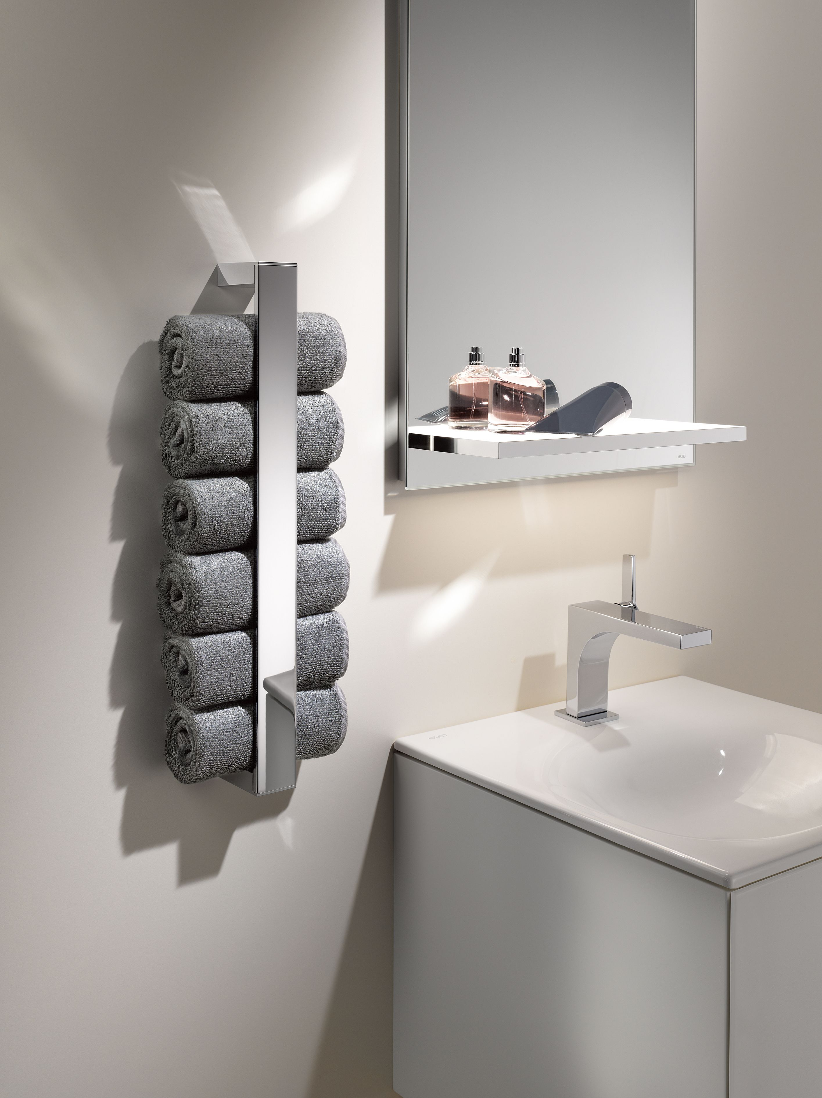 Cloakroom Towel Holder from Edition 11 NEW | New Bathroom ...