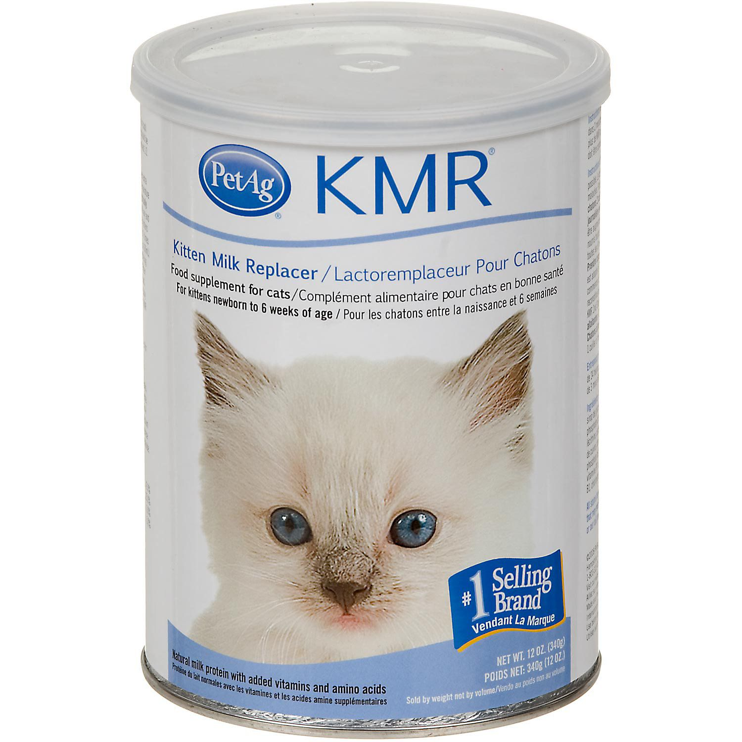 Petag Kmr Kitten Milk Replacer Powder 12oz Petco Kitten Formula Cat Food Allergy Kitten Food