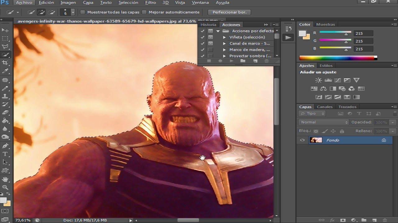 como recortar facil en photoshop | After effect | Pinterest | Photoshop