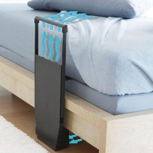 Bed Fan Cools The Bed And Sheets Directly For Those Hot Summer