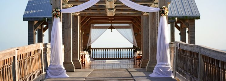 The Reach Resort Key West Florida Hotel Weddings At
