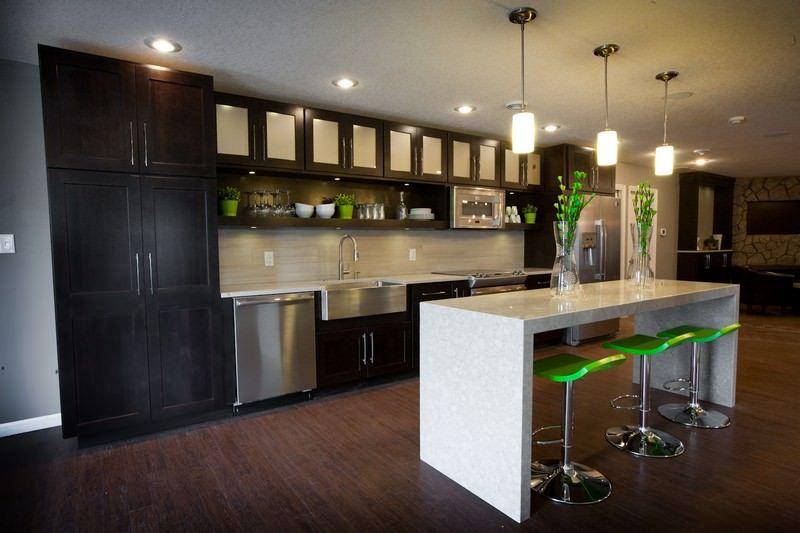 Viatera Modern Kitchen Ideas Natural Limestone Quartz