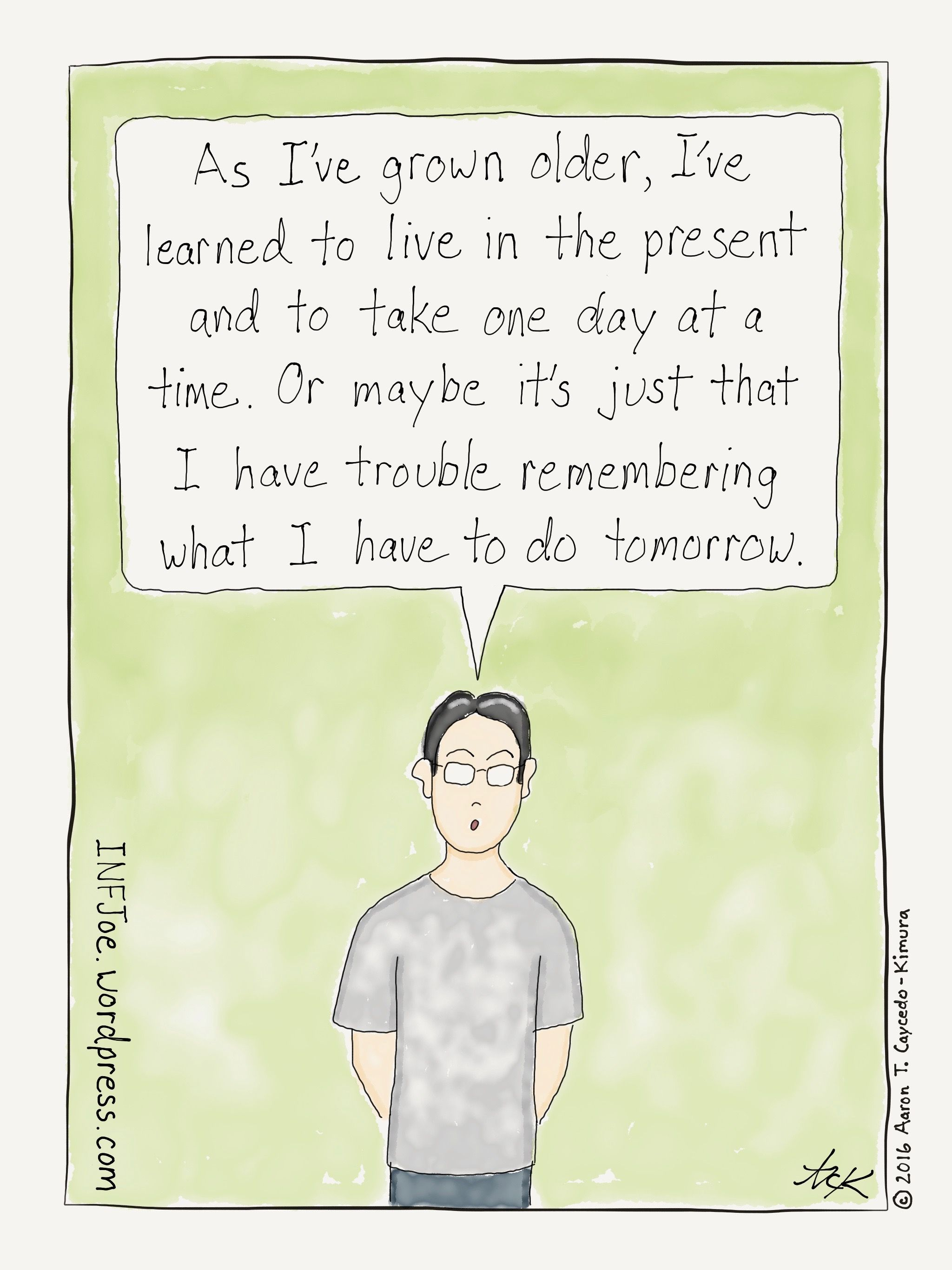 Living In The Present Funny Picture Quotes Funny Quotes Live In The Present