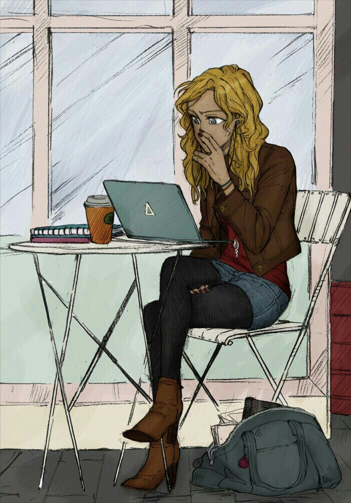 Annabeth Chase Daedalus Laptop Cabin 3 In 2019 Percy