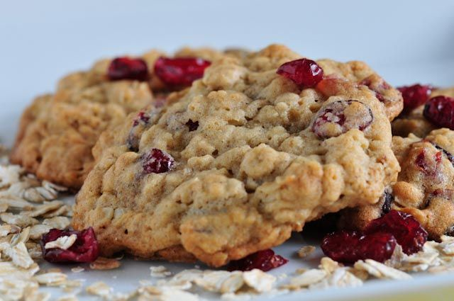 recipe: cranberry walnut oatmeal cookies crisco [7]