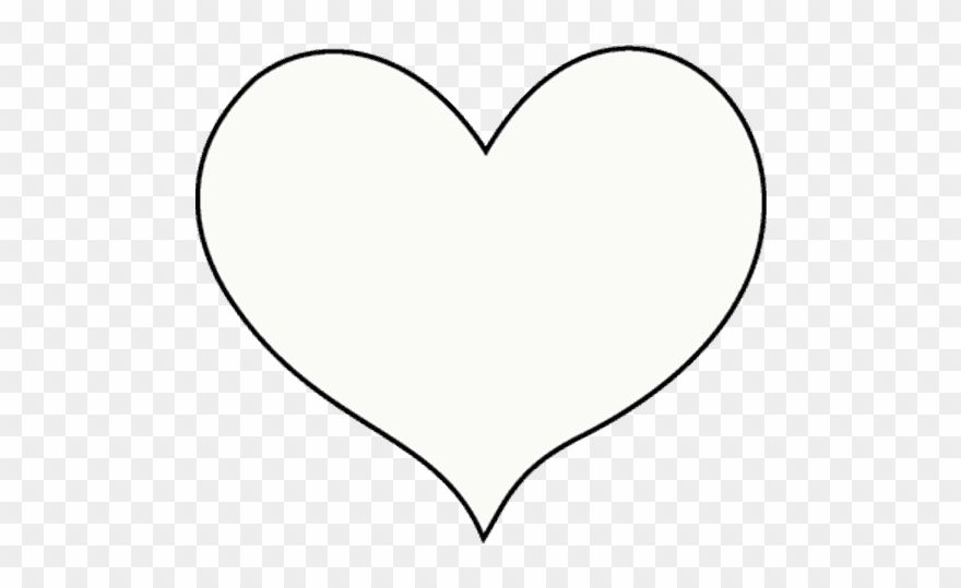 White Heart Drawing Png Heart Drawing Love Heart Drawing Geometric Heart Tattoo