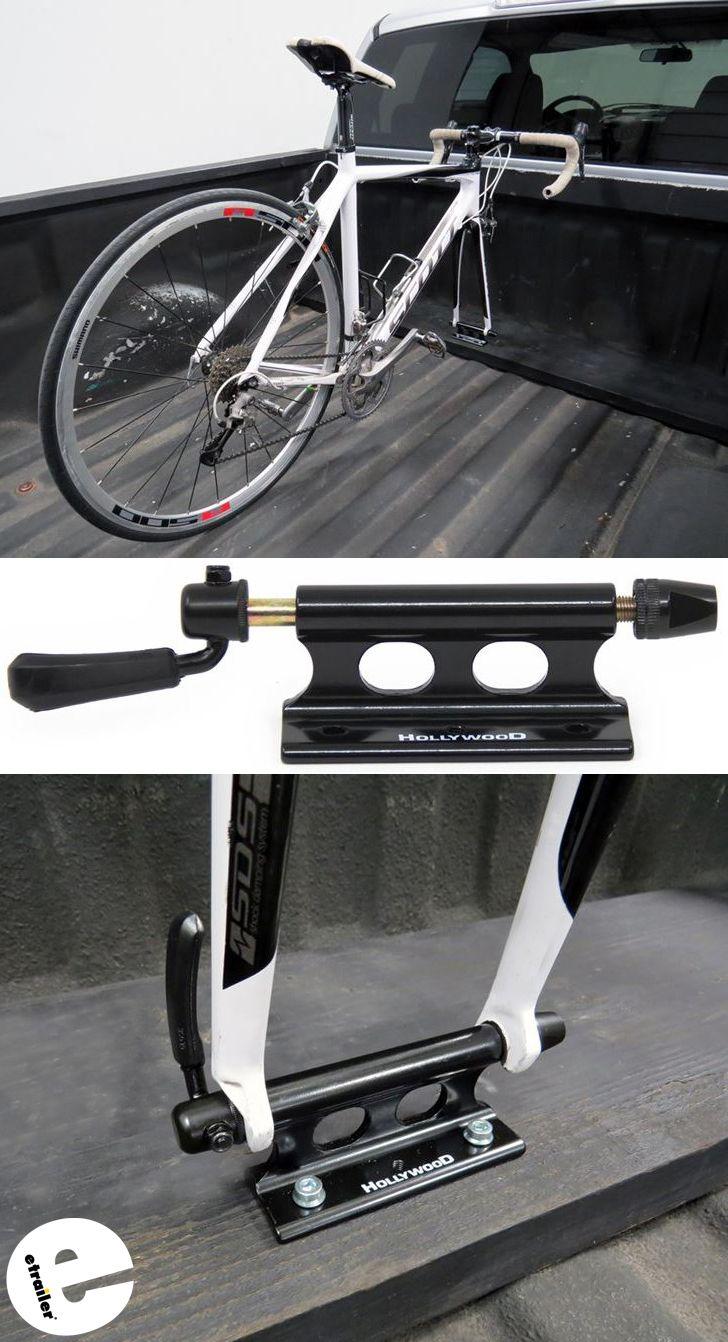 Hollywood racks truck bed bike carrier fork mount bolt